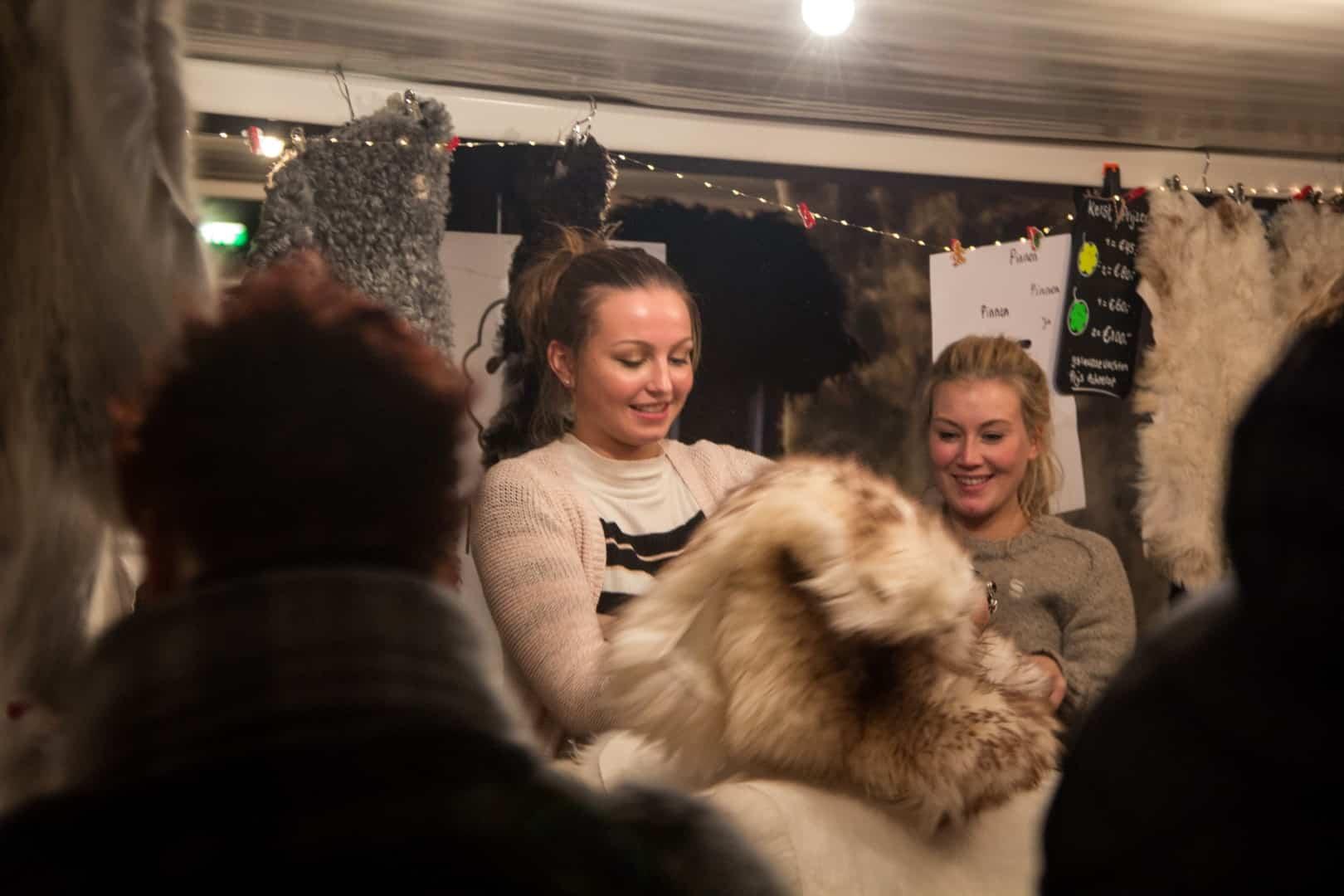 Sheepy zweedse kerstmarkt groningen