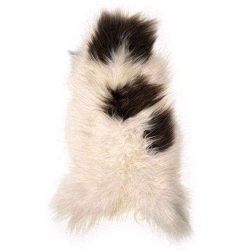 IJslandse schapenvacht wit bruin Sheepy