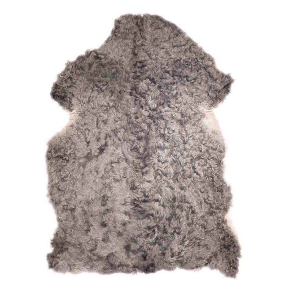 schapenvacht L49 gotland grijs