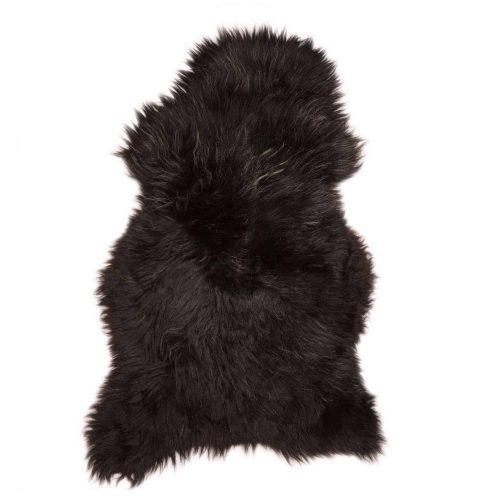 schapenvacht L54 zwart