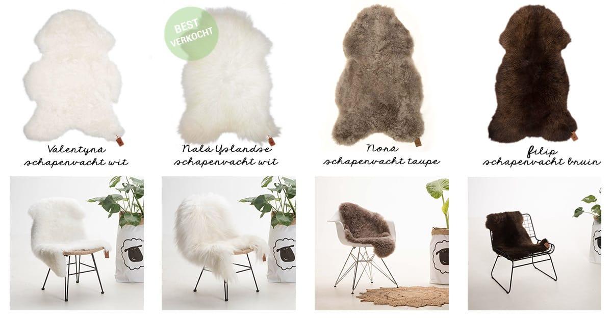 Ikea schapenvachten