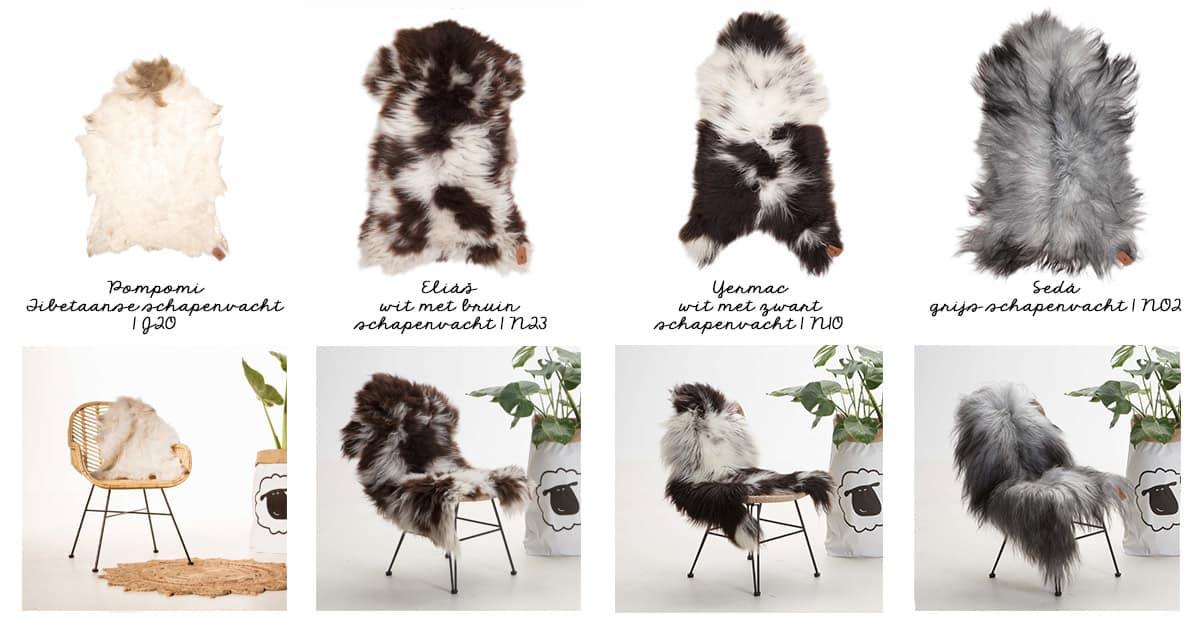 Ikea schapenvacht