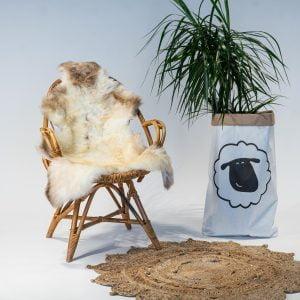 A11 gemeleerd stoel Sheepycc