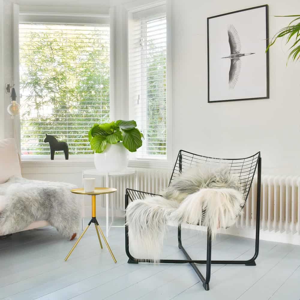 Schapenvacht Grijs IJslands Sheepy – Keeponstyling.com 4