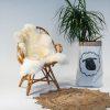A19 Schapenvacht gemeleerd stoel Sheepycc
