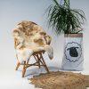 A26 Schapenvacht gemeleerd stoel Sheepycc