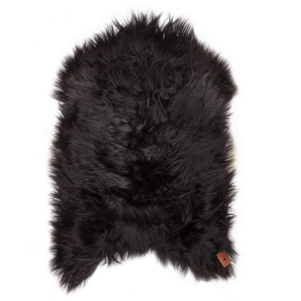Schapenvacht Zwart Sheepy B47