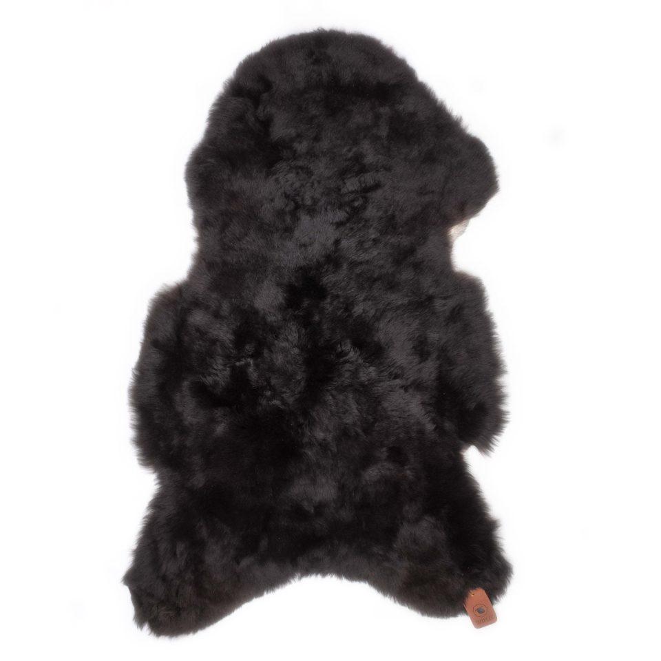 Schapenvacht Zwart Sheepy B49