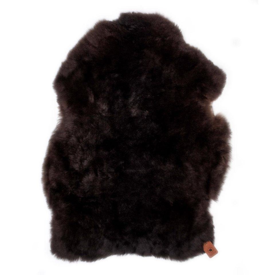 Schapenvacht Zwart Sheepy B50