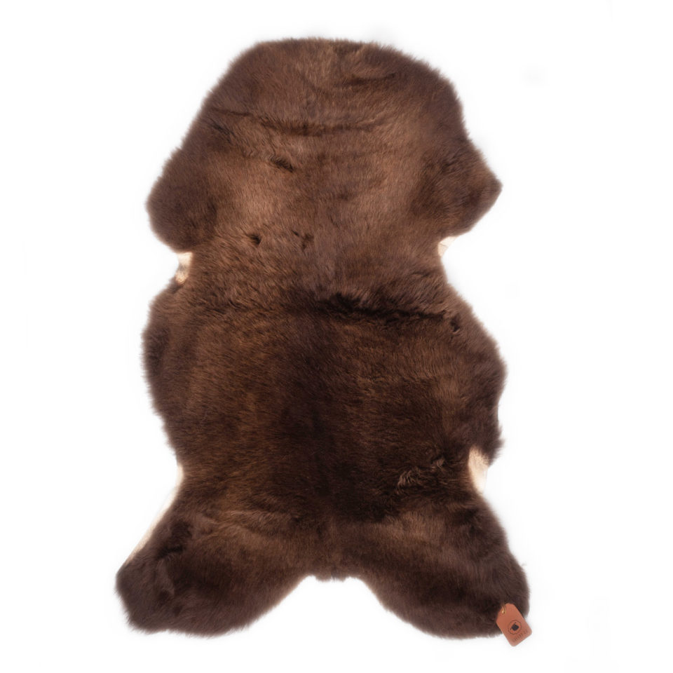 Schapenvacht bruin Sheepy B87