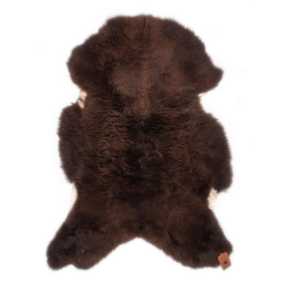 Schapenvacht bruin Sheepy B92